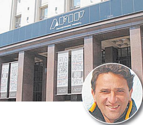 Allanan AFIP por funcionario implicado en tráfico de datos (Ámbito Financiero)